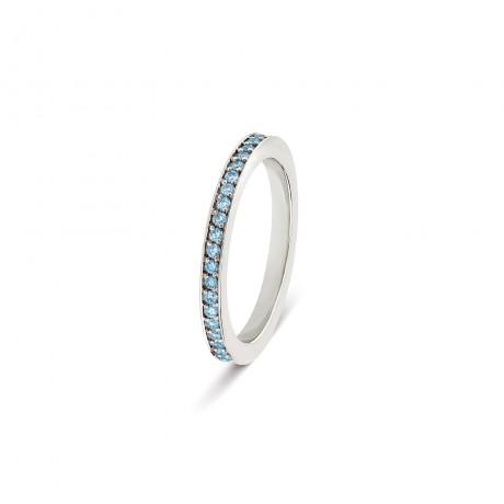 alliance galaxy diamants bleu
